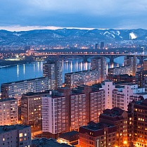 Investment opportunities in Krasnoyarsk Region